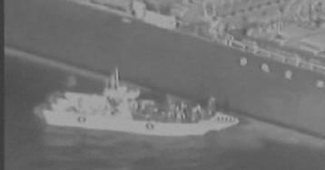 EE UU publica un vídeo con el que pretende culpar a Irán del ataque a los petroleros