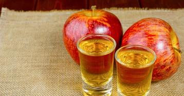 Домашний яблочный кальвадос