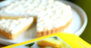 Trader Joe's Lemon Meringue Tarte, reviewed