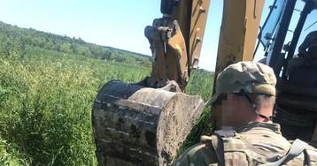 «Предприимчивые» жители Новопсковского района незаконно проложили подземный трубопровод для перекачки дизтоплива из РФ