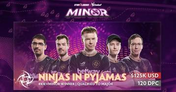 Ninjas in Pyjamas – чемпионы киевского турнира StarLadder ImbaTV Dota 2
