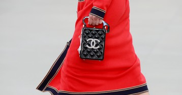 Chanel is not—it repeats, not—for sale