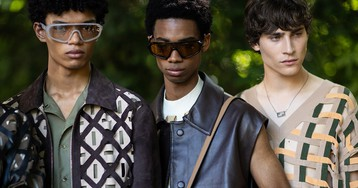 Fendi & 'Call Me By Your Name' Director Luca Guadagnino Unite for SS20