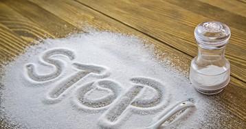 """Эксперимент """"еда без соли"""": в какой момент и какие изменения Вы увидите"""