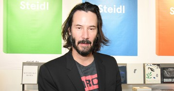 Petition Calls for Keanu Reeves to Be Named 'Time' Magazine's Person of the Year