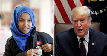 Ilhan Omar criticizes Trump for using legal term on immigration: 'No one is an 'alien''
