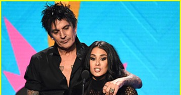 Tommy Lee Shows Off Wife Brittany Furlan's '100% Natural' Bikini Body on Instagram