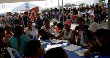 El éxodo venezolano se refugia en las peticiones de asilo