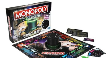 Hasbro Launches A New Voice-Controlled Version Of Monopoly