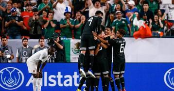 México supera un atasco canadiense