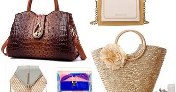 7 модных дамских сумочек с AliExpress