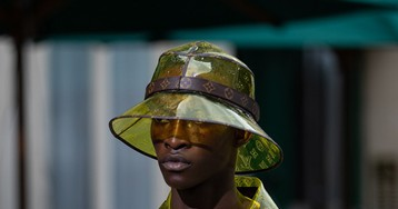 Virgil Abloh's Child-Like Curiosity Is Self-Evident at Louis Vuitton SS20