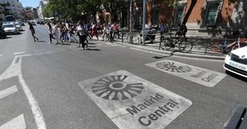 La ciudadanía reivindica Madrid Central y convoca una manifestación en su defensa
