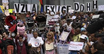 UN's Bachelet Tells Venezuela to Free Political Prisoners