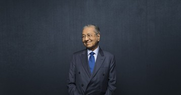 Sex and Power: Dirty Politics Returns to Mahathir's Malaysia