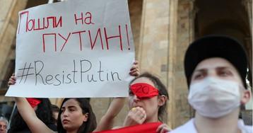 Бей своих, чтоб грузины боялись? Подсчитано, по кому ударят санкции РФ