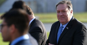 Iran Tension, Trade Friction to Complicate Pompeo's India Visit