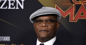 Samuel L. Jackson speaks out about 'Spider-Man: Far From Home' poster error