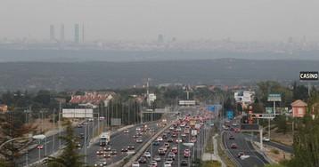 Madrid encabeza los problemas de contaminación en España