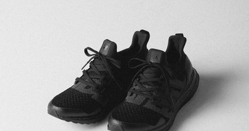 """This """"Blackout"""" adidas Ultraboost 1.0 Is UNDEFEATED's Stealthiest Yet"""
