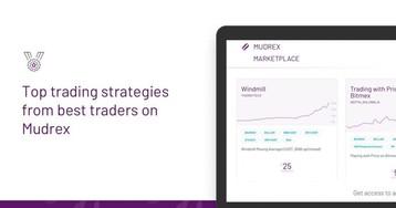 Mudrex запускает рынок крипто-торговой стратегии