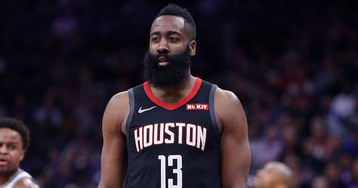 Rockets Clowned for Saying Harden Should've Been MVP