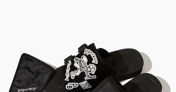 BEAMS & PaperBoy Drop Collaborative Suicoke Sandal