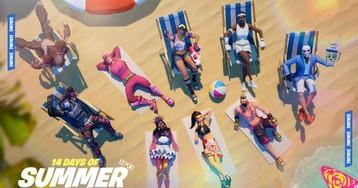 Fortnite patch notes: Revolver, Pump Shotgun, 14 Days of Summer