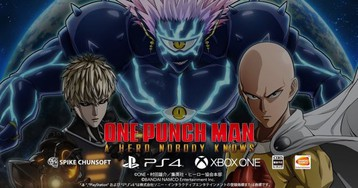 One Punch Man is getting a fighting game.