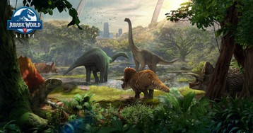Jurassic World Alive launches sanctuaries feature in AR geo-location game