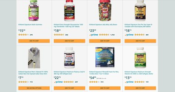 You don't need a Costco membership to buy Kirkland products online