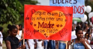 Gritos colombianos (Tierralta, Córdoba)