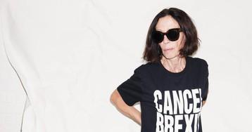 La autora de la camiseta contra el Brexit que se habría comprado Margaret Thatcher