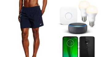 Un altavoz inteligente Echo Dot, un bañador Speedo y otras ofertas de la semana