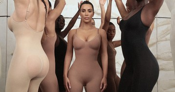 Kim Kardashian Hit With Backlash For Her Kimono Shapewear Line