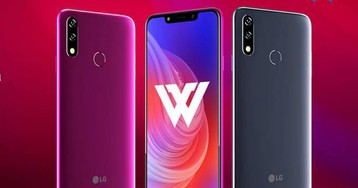 LG W smartphone series shows it isn't ready to call it quits just yet