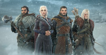 Game of Thrones Beyond the Wall is a collection-based RPG that's available for pre-registration