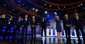 Live coverage of night two of the first Democratic primary debate of the 2020 cycle, #2