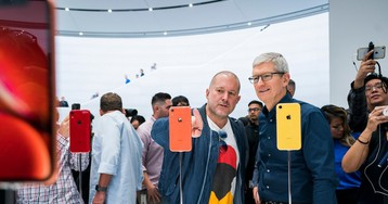 Famed Apple Designer Jony Ive Announces His Departure From The Company