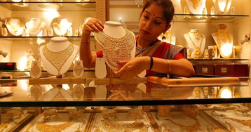 There is no capping gold prices in India—nor stopping buyers