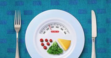 Таблицы калорийности продуктов — как считать калории для похудения?