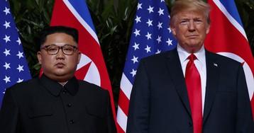 Trump offers to meet Kim Jong Un at North Korean border