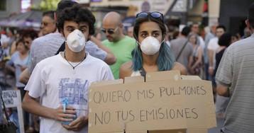 Los gobiernos y el derecho a un aire limpio