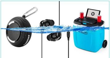 15 'gadgets' de verano para llevarte a la playa y la piscina