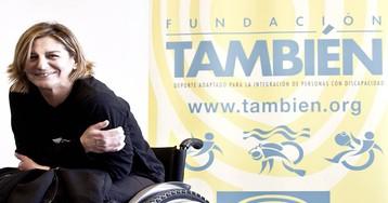 La mujer que ha conseguido que 10.000 discapacitados hagan deporte
