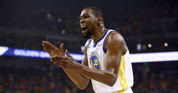 NBA Free Agency & Durant to the Nets Has Twitter Going Wild