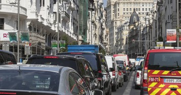 La moratoria de Madrid Central aumenta los atascos en la capital, pero el Ayuntamiento lo niega