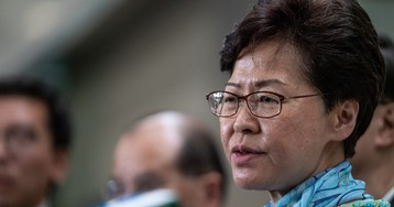 Carrie Lam's Regrets