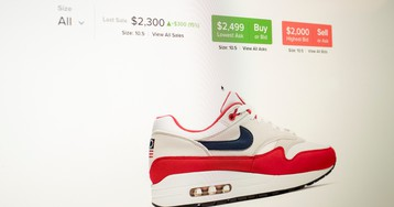 Nike's recalled July 4 shoes are selling for thousands online
