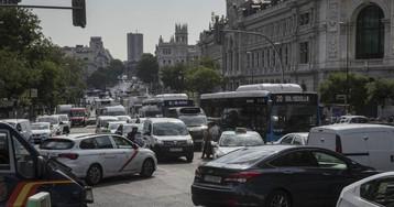 Los autobuses tardan más en pasar con la moratoria de Almeida a Madrid Central